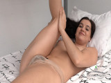 Kasey Warner Solo Hairy Pussy Play