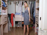 Sasha K Closet Hairy Play